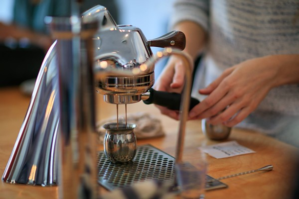 MODBAR MODULAR BREWING COFFEE SYSTEM   SUZY GORMAN
