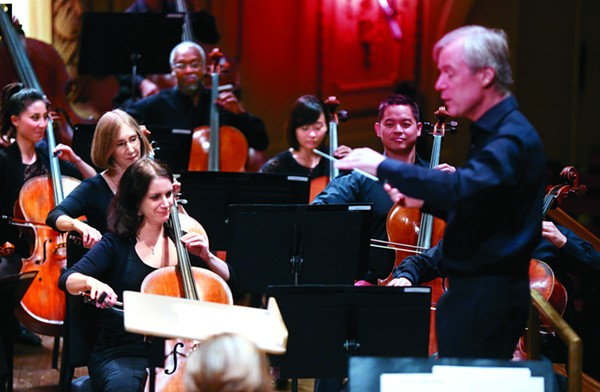 David Robertson's swan song includes Beethoven's 5th. - COURTESY OF ST. LOUIS SYMPHONY