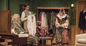 St. Louis Actors' Studio <i>The Dresser</i> Is Compelling Theater