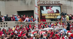 Cardinals World Series Victory Parade