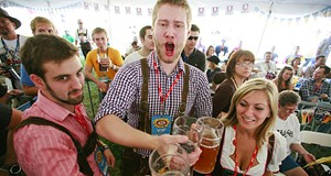 Oktoberfest 2010: Beer and Brat Mayhem