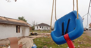 Joplin Tornado Three Weeks Later