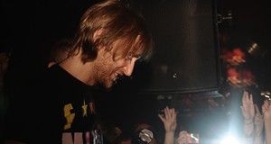 David Guetta at Home Nightclub, 11/23/09