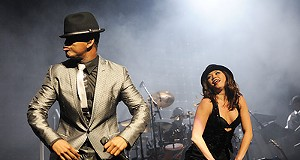 Ne-Yo at the Fox Theatre