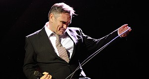 Morrissey at the Pageant