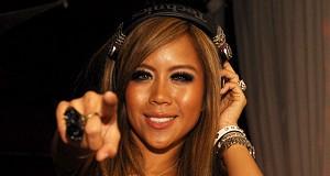 DJ Sophia Lin at Lure, 4/24/09