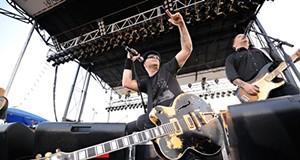 Rise Against, Rancid at Pop's, 6/13/09