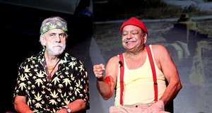 Cheech and Chong Light Up St. Louis, 1/18/09