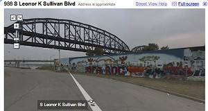 Google Street View St. Louis For Slackers