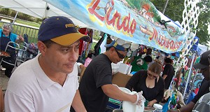 The Food of Greater St. Louis Hispanic Festival