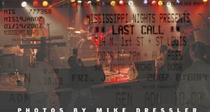 LAST CALL by Mike Dressler