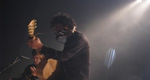 Black Rebel Motorcycle Club, the Duke Spirit at the Pageant, April 25, 2008