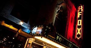 Trey Songz at the Fox Theatre