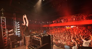 Bassnectar at the Pageant
