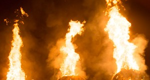 Burning Man 2012: A Fiery Heart