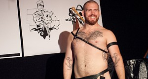 Mr. Midwest Leather 2013