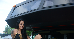On the Third Day, the Gathering of the Juggalos Created a Sweet Winnebago (NSFW)