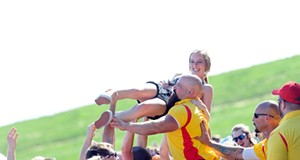 The Crowdsurfers of Pointfest 2014