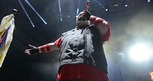 Insane Clown Posse Closes Out the 2014 Gathering of the Juggalos (NSFW)