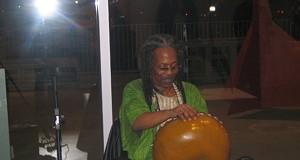 Zimbabwe Nkenya at Kemper Art Museum at Washington University