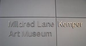 Teddy Presberg at Kemper Art Museum at Washington University