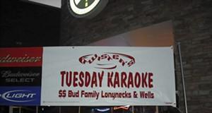 Kamikaze Karaoke at Twisters