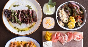 Cinder House Is a Chef's Dazzling Tribute to the Woman Who Taught Him to Love Food