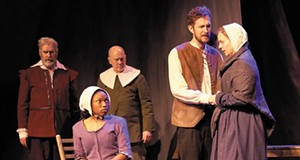 With <i>The Crucible</i>, Stray Dog Delivers a Masterpiece