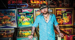 Jeremiah Johnson Goes in a More Rock & Roll Direction on New Album <i>Heavens to Betsy</i>