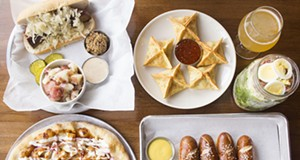 Tapped Brings Solid Grub — and Liberating Beer Technology — to Maplewood
