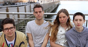 Greta Kline of Frankie Cosmos Is Still Getting Used to Life on the Road