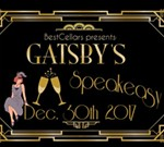 Gatsby's Pop-up Speakeasy