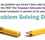 Taxpayer Advocate Problem-Solving Day