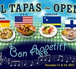 """""""Musical Tapas-Open Table"""""""
