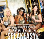 Prohibition:  A New Year's Speakeasy