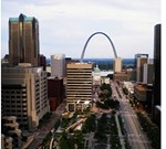 Downtown St. Louis Architectural Walking Tour East