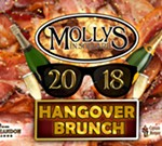 New Year's Day Hangover Brunch at Molly's