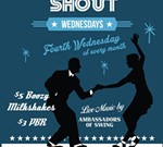 Shake And Shout Wednesdays