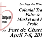 Fort de Chartres Colonial Trade Faire and Musket & Rifle Frolic