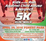 Annie Malone 5K Run/Walk Kids on the Run Against Child Abuse and Neglect
