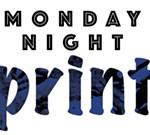 Monday Night Print