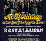 Al Holliday and The East Side Rhythm Band w/ Rastasaurus