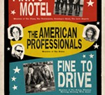The New Old-School Revue: Finn's Motel, American Professionals & Fine to Drive