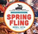 Cedar Lake Cellars' Spring Fling