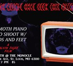 Mammoth Piano Video Shoot W/ Hands and Feet