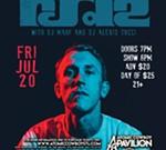 RJD2 w/ DJ Mahf & DJ Alexis Tucci