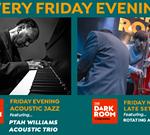 Ptah Williams Acoustic Trio @ The Dark Room
