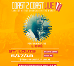 L' ové Performing Live with Coast 2 Coast
