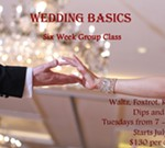 Wedding Basics Group Class