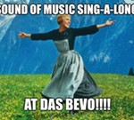 Sound of Music Sing-A-Long at Das Bevo